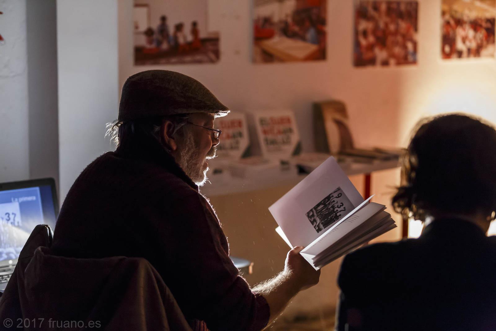 Presentación del libro / DVD El GUERNICA ANDALUZ / LA HISTORIA DEL SILENCIO.